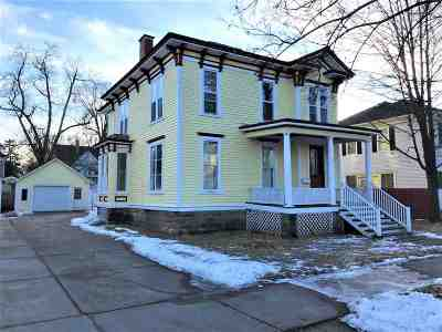 Wausau Single Family Home For Sale: 709 Fulton Street