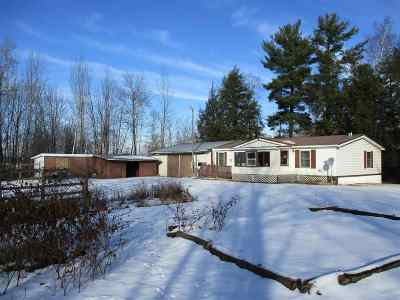 Gilman Single Family Home Active - With Offer: W13708 Trucker Lane