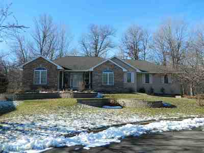 Weston Single Family Home For Sale: 9004 Windemere Place