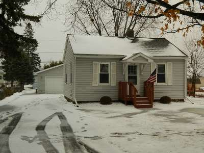 Wausau Single Family Home Active - With Offer: 1419 N 13th Avenue