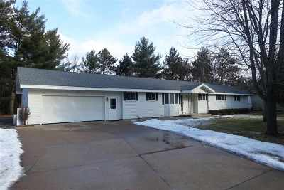 Stevens Point Single Family Home Active - With Offer: 4140 Janick Circle North