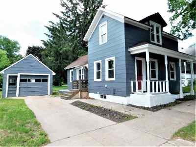 Wausau Single Family Home For Sale: 812 Humboldt Avenue