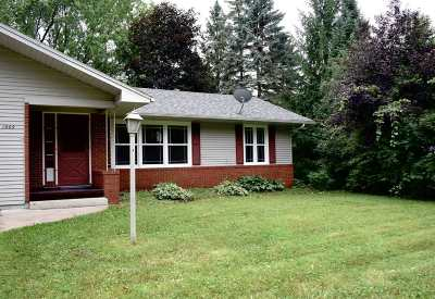 Wausau Single Family Home Active - With Offer: 1009 Gilbert Street