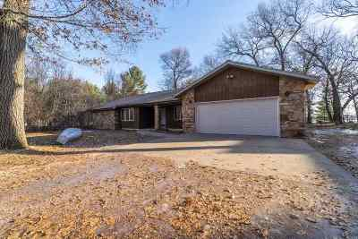 Mosinee Single Family Home Active - With Offer: 204673 Harmony Lane