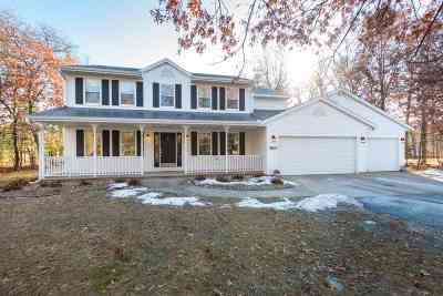 Stevens Point Single Family Home Active - With Offer: 4617 Nicolet Avenue