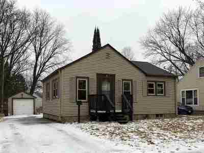 Wausau Single Family Home For Sale: 910 N 9th Avenue