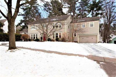 Wausau Single Family Home For Sale: 911 Mc Indoe Street