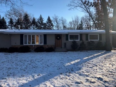 Mosinee Single Family Home Active - With Offer: 702 15th Street