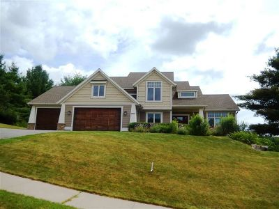 Wausau WI Single Family Home For Sale: $345,000