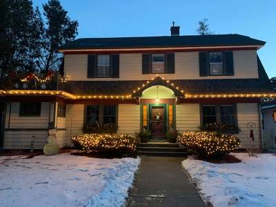 Wausau Single Family Home For Sale: 825 Hamilton Street