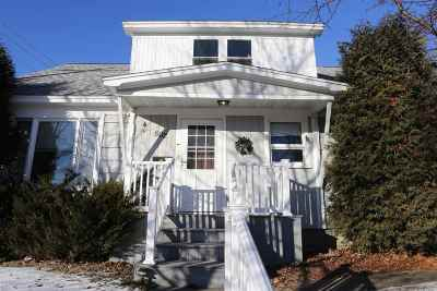 Wausau Single Family Home For Sale: 802 E Union Avenue