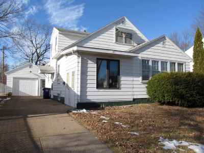 Wausau Single Family Home For Sale: 1032 S 10th Avenue