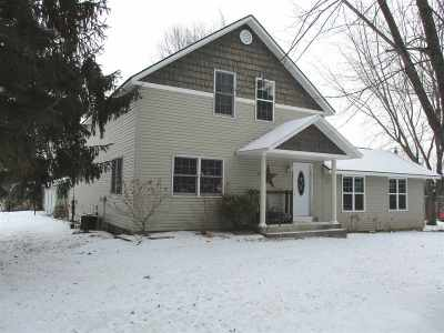 Single Family Home Sold: N2720 Sunset Road