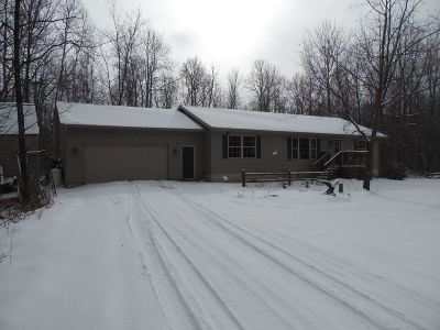 Merrill Single Family Home Active - With Offer: W1189 County Road P