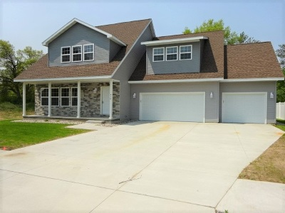Stevens Point  Single Family Home For Sale: 416 Dearborn Avenue