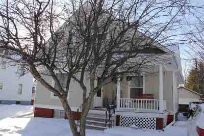 Wausau Single Family Home Active - With Offer: 1120 S 4th Avenue