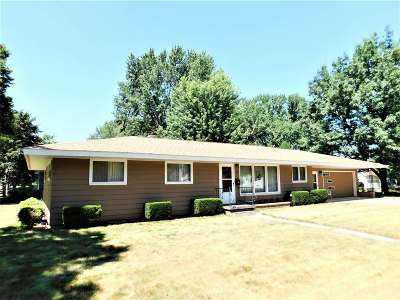 Wausau Single Family Home For Sale: 514 N 10th Avenue
