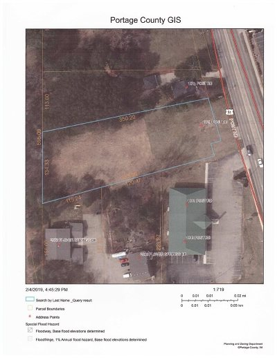 Plover Residential Lots & Land For Sale: 1821 Post Road