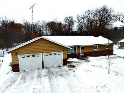 Wisconsin Rapids Single Family Home For Sale: 800 Ten Mile Avenue