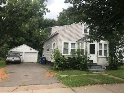 Wausau WI Multi Family Home For Sale: $64,900