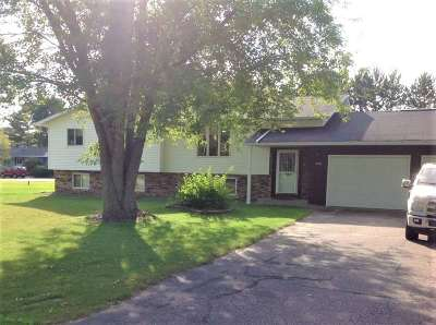 Wausau Single Family Home For Sale: 2508 Waxwing Road