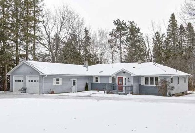 Wausau Single Family Home Active - With Offer: 157087 Townline Road