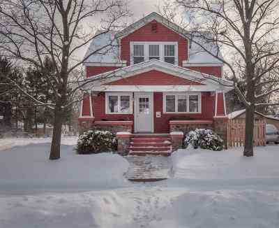 Stevens Point Single Family Home Active - With Offer: 2217 Ellis Street