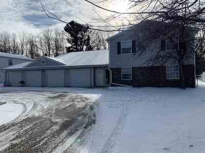 Stevens Point Multi Family Home For Sale: 1509 River View Avenue