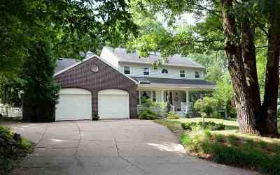 Wausau Single Family Home For Sale: 1701 Maple Hill Road