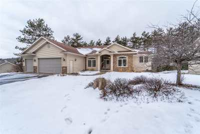 Wausau Single Family Home For Sale: 3708 Topaz Drive