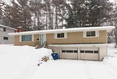 Wausau Single Family Home For Sale: 825 Winton Street