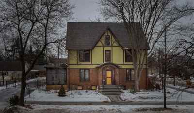 Stevens Point Single Family Home Active - With Offer: 2101 Main Street