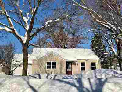 Wausau Single Family Home Active - With Offer: 1014 Le Messuier Street