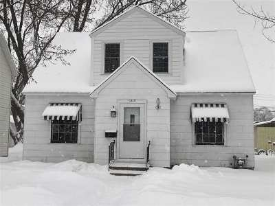 Stevens Point Single Family Home Active - With Offer: 1817 Illinois Avenue