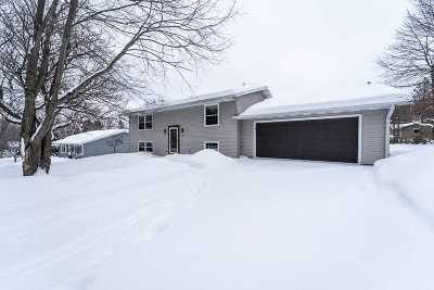 Wausau Single Family Home For Sale: 4127 River Hills Circle