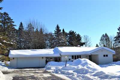 Wausau Single Family Home For Sale: 2603 N 18th Street