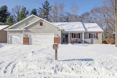 Wausau Single Family Home For Sale: 316 S 68th Avenue