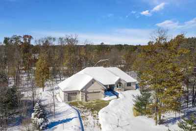 Stevens Point  Single Family Home Active - With Offer: 1316 Wellington Court