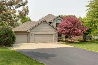 Wausau Single Family Home For Sale: 4012 Crestwood Drive