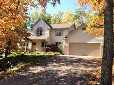 Wausau WI Single Family Home For Sale: $294,900