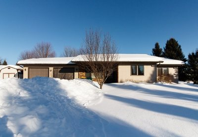 Wausau Single Family Home Active - With Offer: 4501 Blackberry Court
