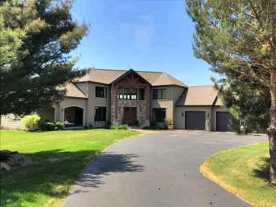 Wausau WI Single Family Home For Sale: $569,900