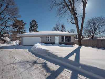 Stevens Point Single Family Home Active - With Offer: 1841 Miller Court