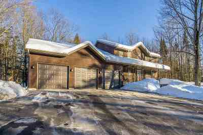 Wausau Single Family Home For Sale: 7075 Firethorn Road