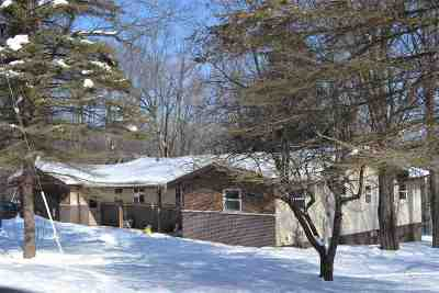 Marathon County, Portage County Single Family Home Active - With Offer: 8701 Wintergreen Road
