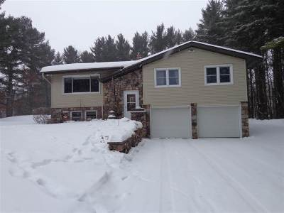 Stevens Point Single Family Home Active - With Offer: 6746 Lone Pine Street