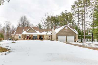 Stevens Point  Single Family Home Active-Bump: 3335 Linwood Springs Road