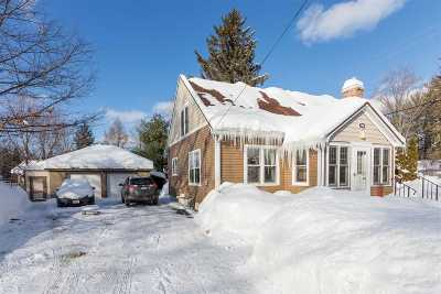 Wausau Single Family Home Active - With Offer: 936 Golf Club Road