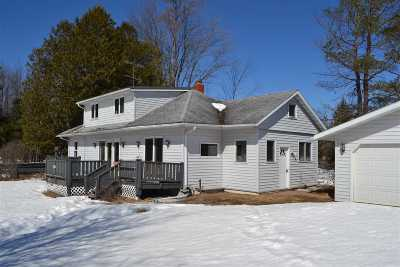 Rib Lake Single Family Home Active - With Offer: W1982 Layman Avenue