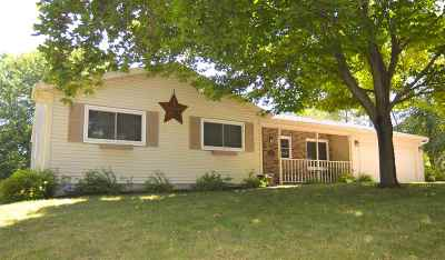 Wausau Single Family Home For Sale: 4037 Pine Tree Road